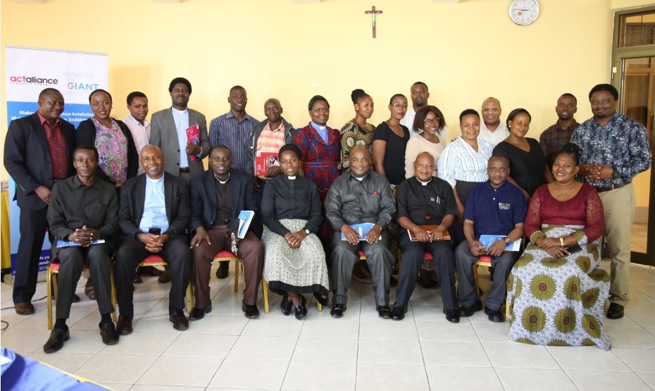 Workshop for faith leaders in implementing the UN Agenda 2030 for Sustainable Development in the Lake Zone on 26-27 April 2021