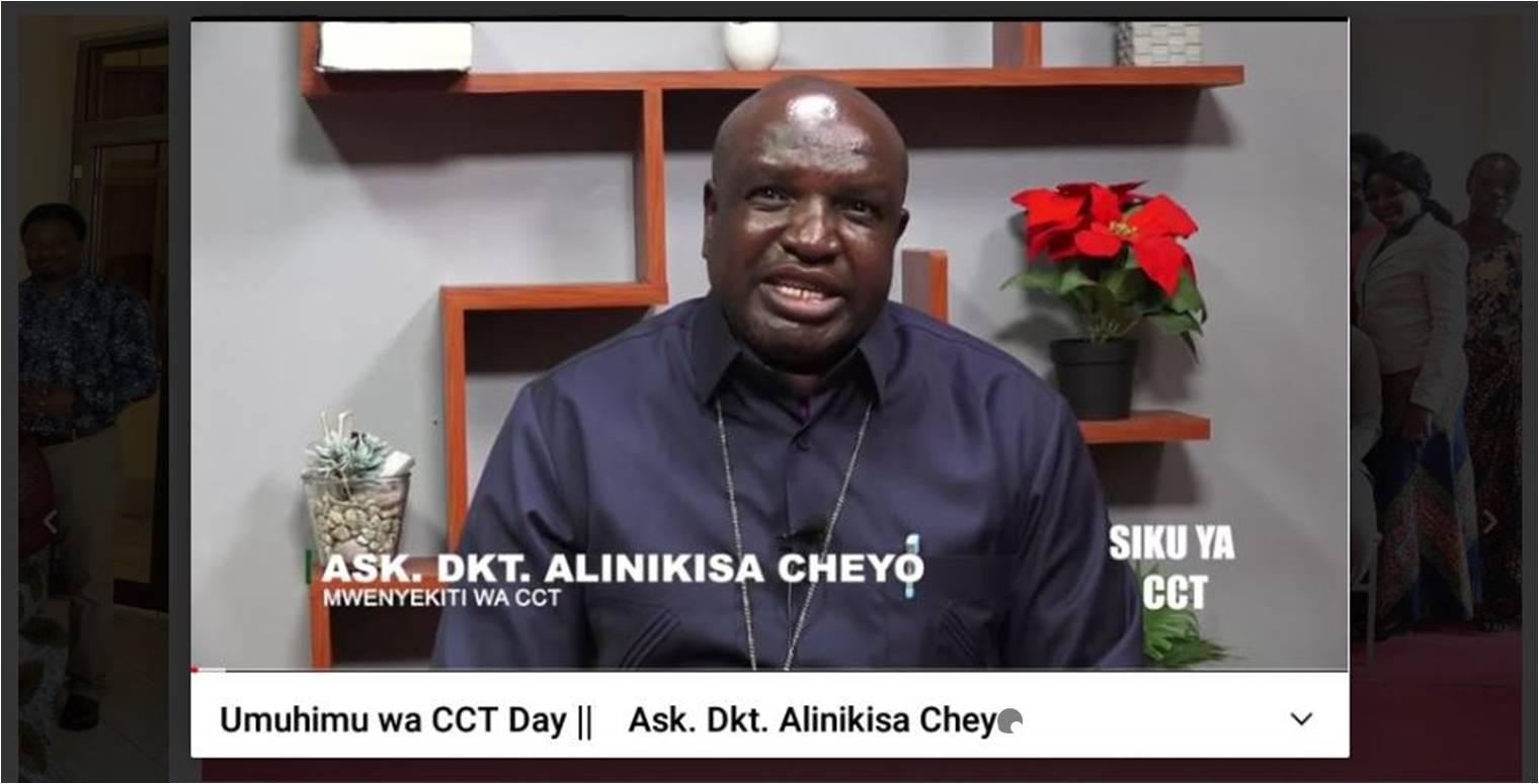 Umuhimu wa CCT Day    Ask. Dkt. Alinikisa Cheyo